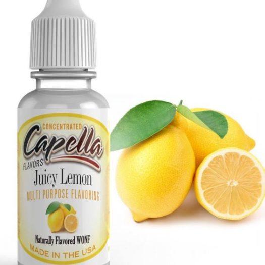 Juicy Lemon Capella